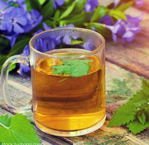 朱乃荣凉茶加盟图片