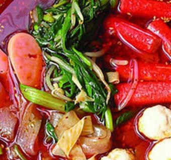 食汤记麻辣烫加盟图片