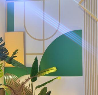 卡佰利艺术墙面涂料加盟