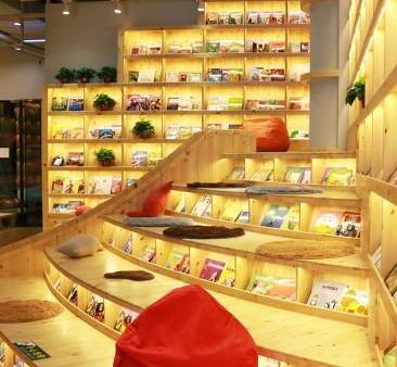 青青葵閱讀館加盟