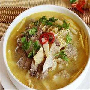 滄州吳記牛雜湯加盟