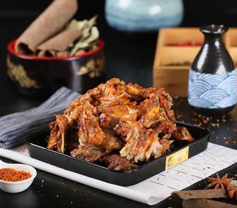 小悦溏烤鸡架加盟图片