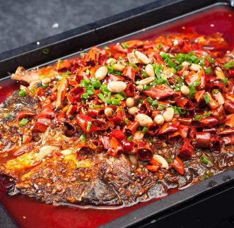 沽酒当炉烤鱼加盟图片