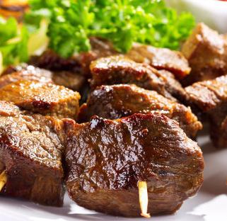 塞外八旗炭火烤肉加盟图片