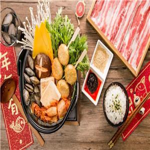 泉野菜日式火锅店加盟图片