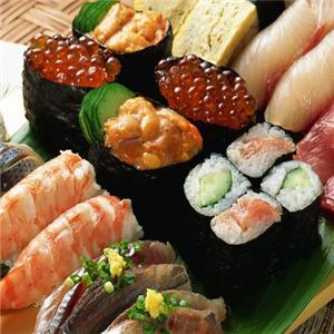 唯谦回转寿司加盟图片