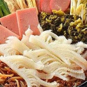 香港蓓爷米线加盟图片