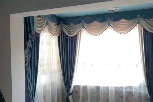 大自然窗簾布藝加盟
