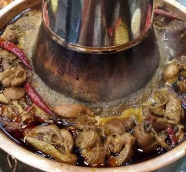 益尚鲜火锅鸡加盟图片