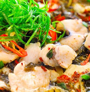 楊氏酸菜魚