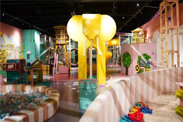 奈爾寶兒童游樂園加盟