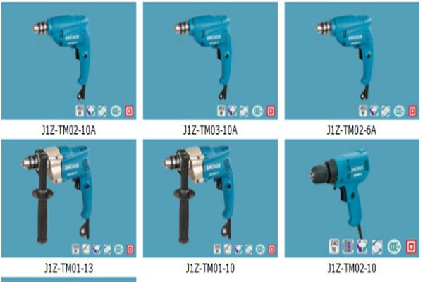 鐵錨電動工具加盟