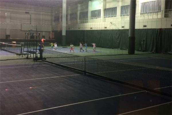 齊動力網球加盟