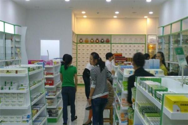 利康藥店加盟