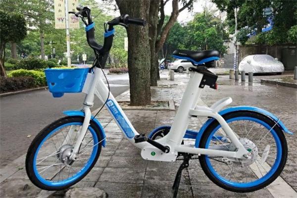 騎電共享電動自行車加盟