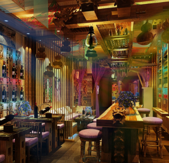 偶遇酒吧加盟圖片