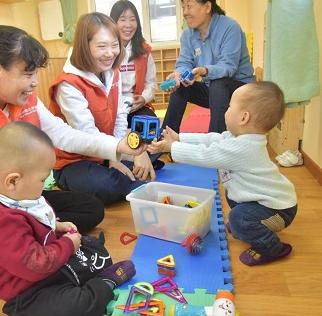 雙木橋兒童成長館加盟圖片