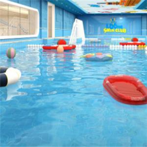卡樂吉親子游泳俱樂部加盟圖片