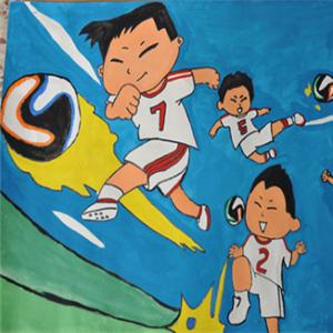 童園少兒美術加盟圖片