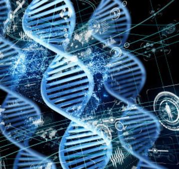 解碼DNA基因檢測加盟圖片