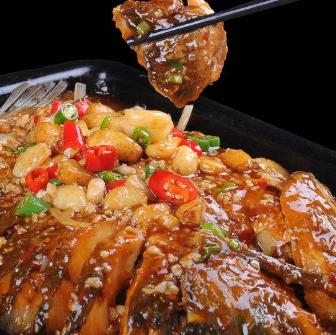 揪魚記香鍋烤魚加盟圖片