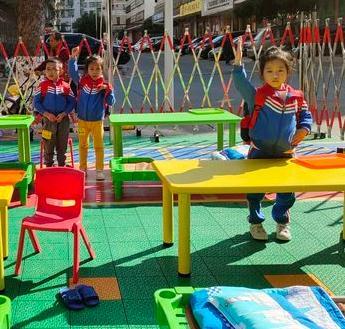 清華雙語幼兒園加盟圖片
