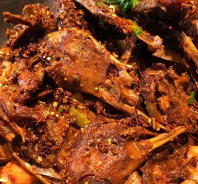 千匯豐渝州干鍋鴨頭加盟圖片
