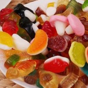 口力橡皮糖加盟圖片