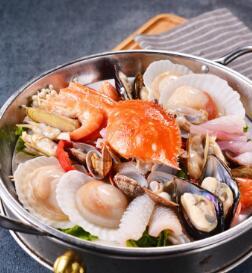 九月椒海鮮自助火鍋加盟圖片