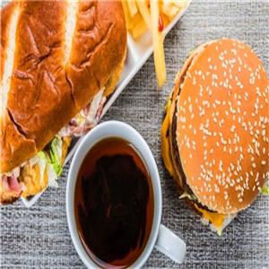 錦喜來手作牛肉漢堡加盟圖片