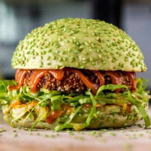 牛佰滋手作牛肉漢堡加盟圖片