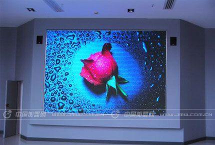 华维鑫显示屏加盟图片
