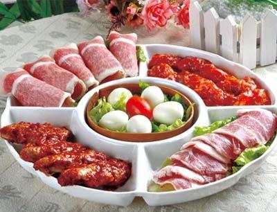 汉拿园涮烤吧加盟图片