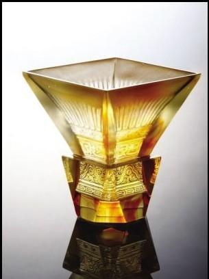 玻璃工艺品加盟图片