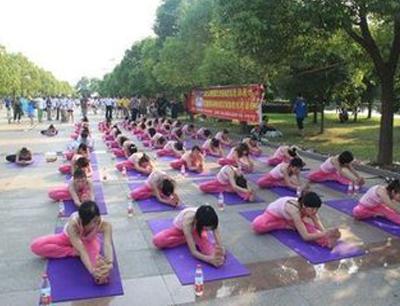 元泉瑜珈加盟图片