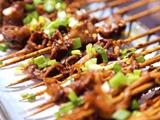 小竹簽 烤肉加盟